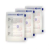 Календари настольные с логотипом компании