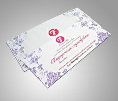 Подарочный сертификат Florange